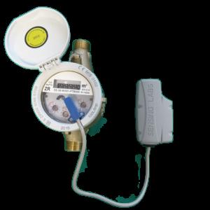 Capteur Senlab Metering Outdoor, Sensing labs