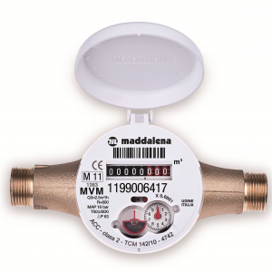 Compteur d'eau MVM, Maddalena